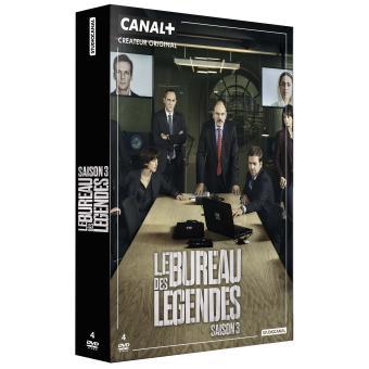 Le Bureau des légendesLe Bureau des légendes Saison 3 DVD