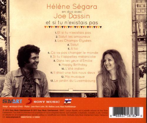 helene segara et joe dassin album