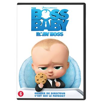 BOSS BABY-BIL
