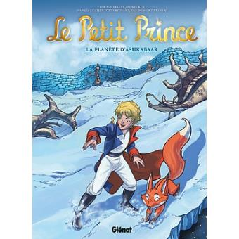 Le Petit Prince - La Planète d'Ashkabaar Tome 22 : Le Petit Prince