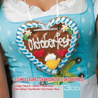 OKTOBERFEST/3CD