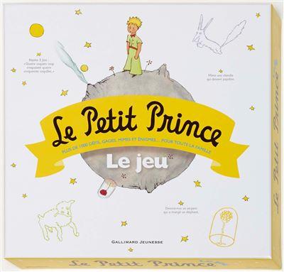 Le Petit Prince - Plus de 1000 défis, gages, mimes et énigmes... pour toute la famille : Le Petit Prince, le jeu