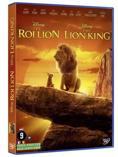 Le Roi Lion [Disney - 2019] - Page 34 Le-Roi-Lion-DVD