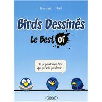 Birds dessinés Le best-of