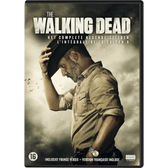 WALKING DEAD (SEASON 9) (3DVD) (IMP