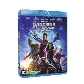 Les Gardiens de la GalaxieLes Gardiens de la Galaxie Blu-ray