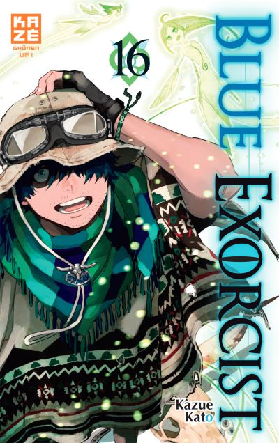 Blue exorcist - Tome 16 : Blue Exorcist