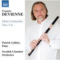 Concertos pour flute No. 1 à 4