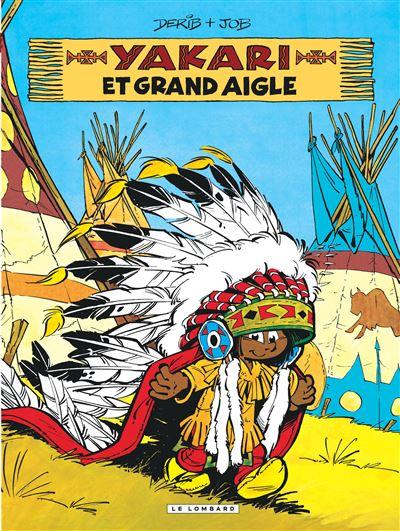 Yakari - Yakari et Grand Aigle (version 2012)