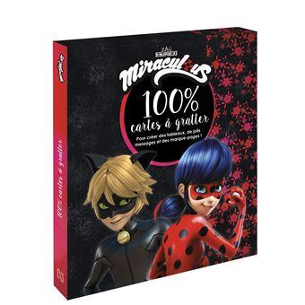 Miraculous100% cartes à gratter