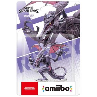 Figurine Amiibo Ridley Super Smash Bros. Collection