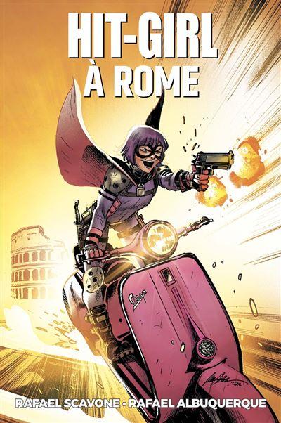 Hit Girl à Rome