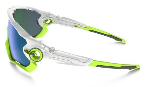 Sport Vélo Lunettes Oakley Verte Et Soleil De VerteBlanche Jawbreaker mN8nw0
