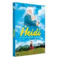 Heidi, fille des Alpes DVD