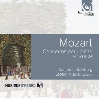 PIANO CONCERTOS NO21/24