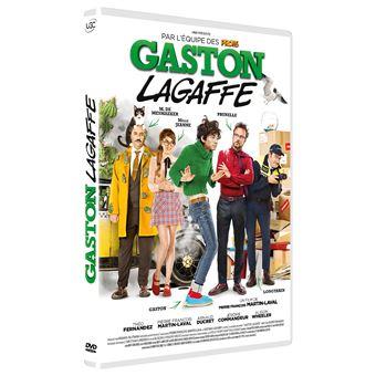 Gaston LagaffeGaston Lagaffe DVD