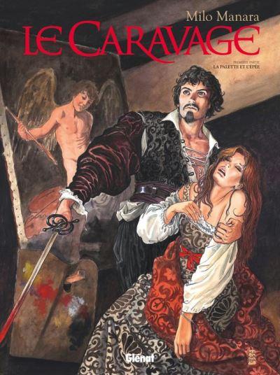 Le Caravage - Tome 01 - La palette et l'épée - 9782331016448 - 9,99 €