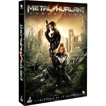 Metal Hurlant ChroniclesCoffret intégral de la Saison 2 - DVD