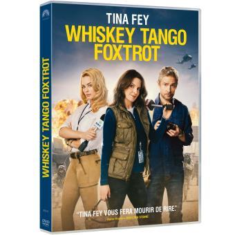 Whiskey Tango Foxtrott DVD