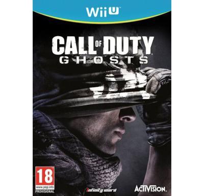 Call Of Duty Ghosts Wii U - Nintendo Wii U