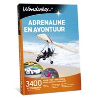 Wonderbox NL Adrenaline En Avontuur