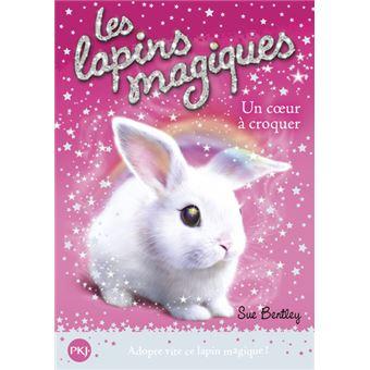 Les lapins magiquesLes lapins magiques - tome 1 Un coeur à croquer