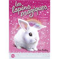 Les lapins magiques - tome 1 Un coeur à croquer