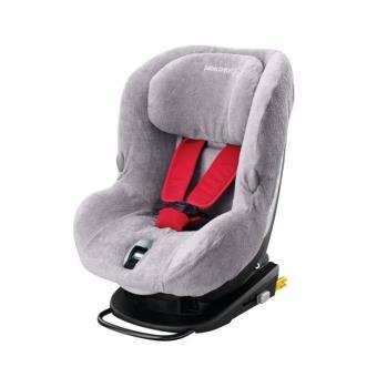 housse ponge b b confort pour si ge auto milofix gris produits b b s fnac. Black Bedroom Furniture Sets. Home Design Ideas