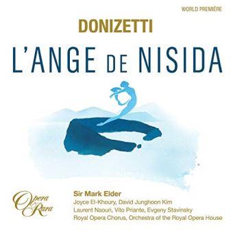 L'ange de Nisida Digipack Coffret Inclus un livret de 124 pages