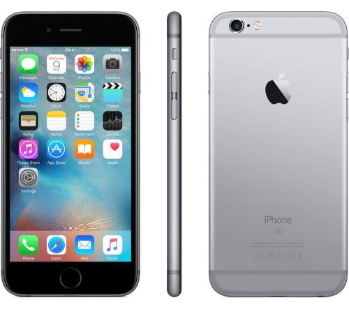 APPLE IPHONE 6S 32GB SPACE GRAY - Smartphone - Achat   prix   fnac 20f60d2b70bb