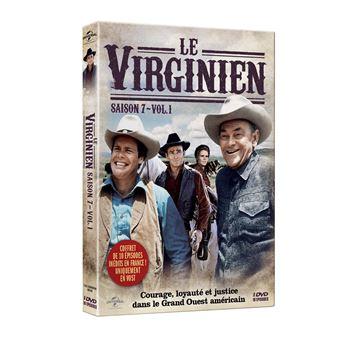 Le VirginienLe Virginien Saison 7 Volume 1 DVD
