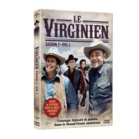 Le Virginien Saison 7 Volume 1 DVD