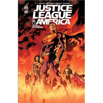 Justice league of AmericaJustice League of America