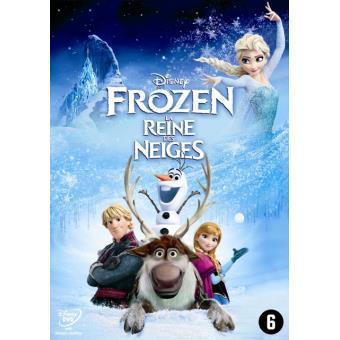 FROZEN-LA REINE DES NEIGES-NL FR