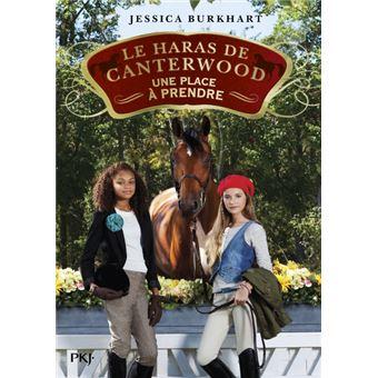 Les haras de CanterwoodLe haras de Canterwood - tome 14 Une place à prendre
