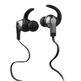 Casque intra-auriculaire Monster iSport Victory Noir