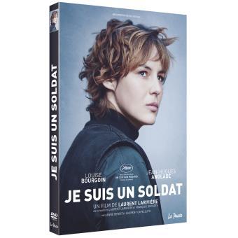 Je suis un soldat DVD