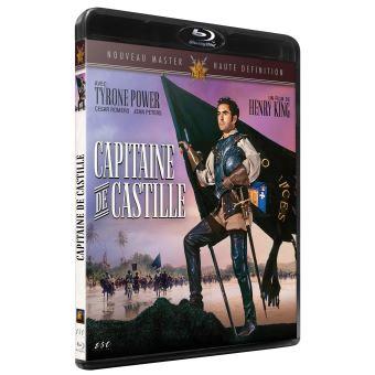 CAPITAINE DE CASTILLE-FR-BLURAY