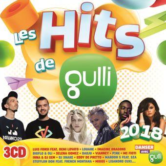 Les Hits de Gulli 2018 Coffret