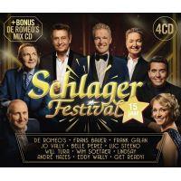 15 jaar schlagerfestival/4CD