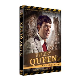 Ellery QueenVolume 1 - DVD
