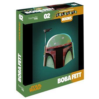 Star WarsCollecti'books Boba Fett