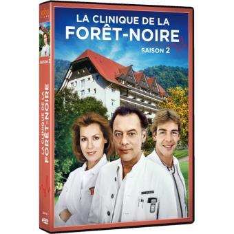 La Clinique de la Forêt NoireLa Clinique de la Forêt Noire Saison 2 Coffret DVD
