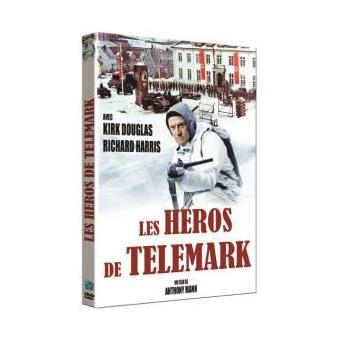 Les Héros de Telemark - DVD