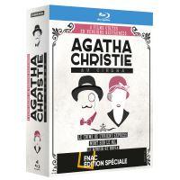 Coffret Agatha Christie 4 Films Edition Spéciale Fnac Blu-ray