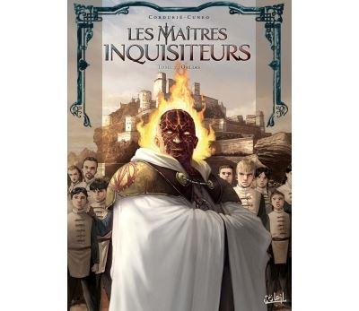 Maîtres inquisiteurs - tome 7 - Les Maitres Inquisiteurs