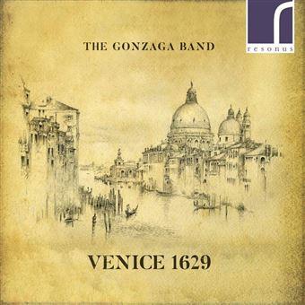 Venice 1629 Musique Baroque Italienne