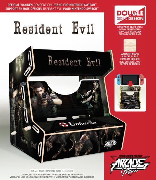 Arcade Mini Resident Evil pour Nintendo Switch