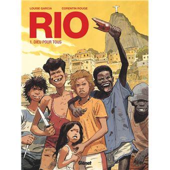 RioRio - Tome 01 NE