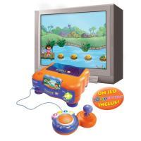 VTech Console éducative V Smile + jeu Winnie l'Ourson